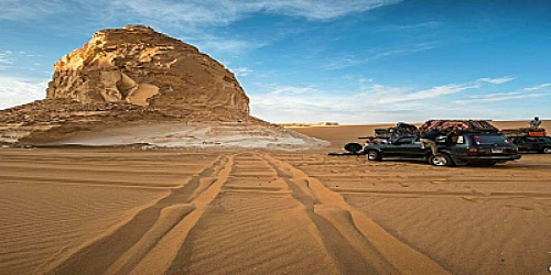 Egypt Desert Safari Adventure | Egypt Desert Safari Trips