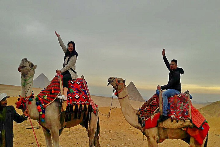 Egypt Itinerary 15 Days | 15 day Egypt Tour