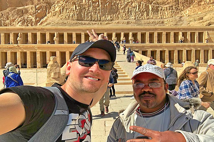 Cairo and Luxor Accessible Tour Package | 5 Day Egypt Accessible Tour