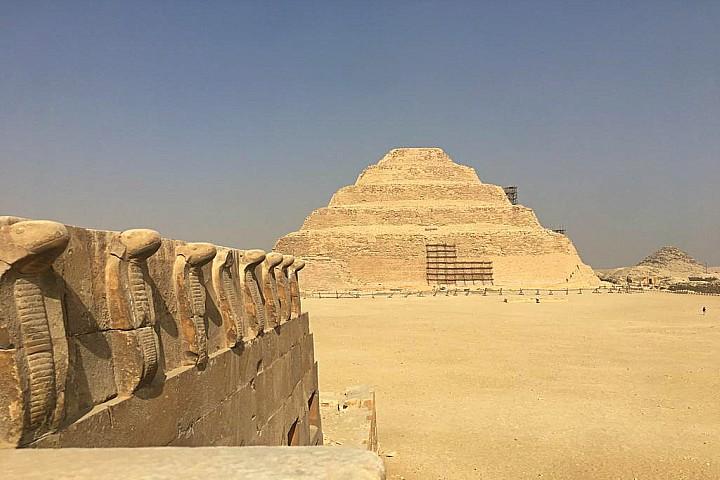 Saqqara and Memphis Day Trip | Cairo Day Tour to Memphis and Saqqara