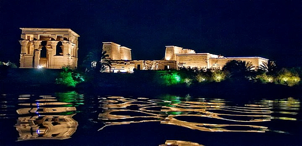 Philae Temple Sound and Light Show, Things to do in Aswan