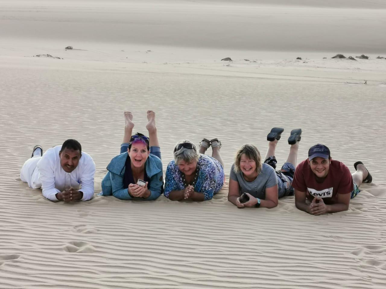 Cairo to White Desert and Bahariya Oasis Tour | White Desert Egypt Tour