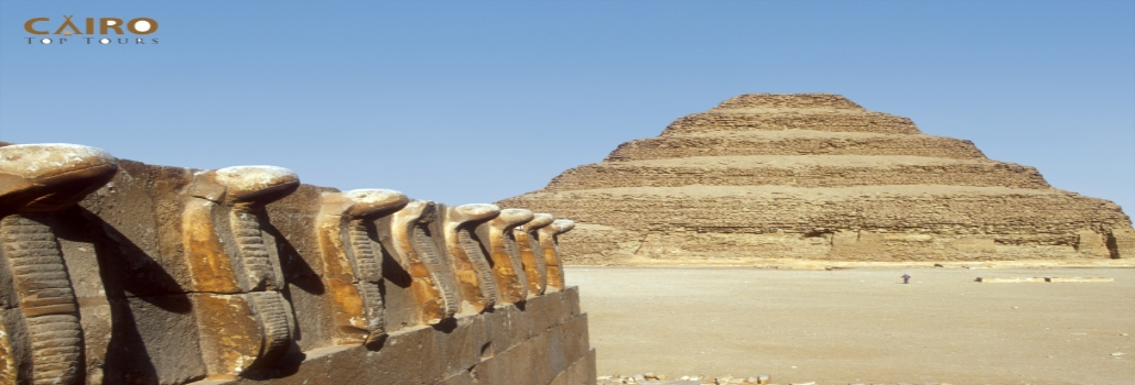 Giza Pyramids and The sphinx