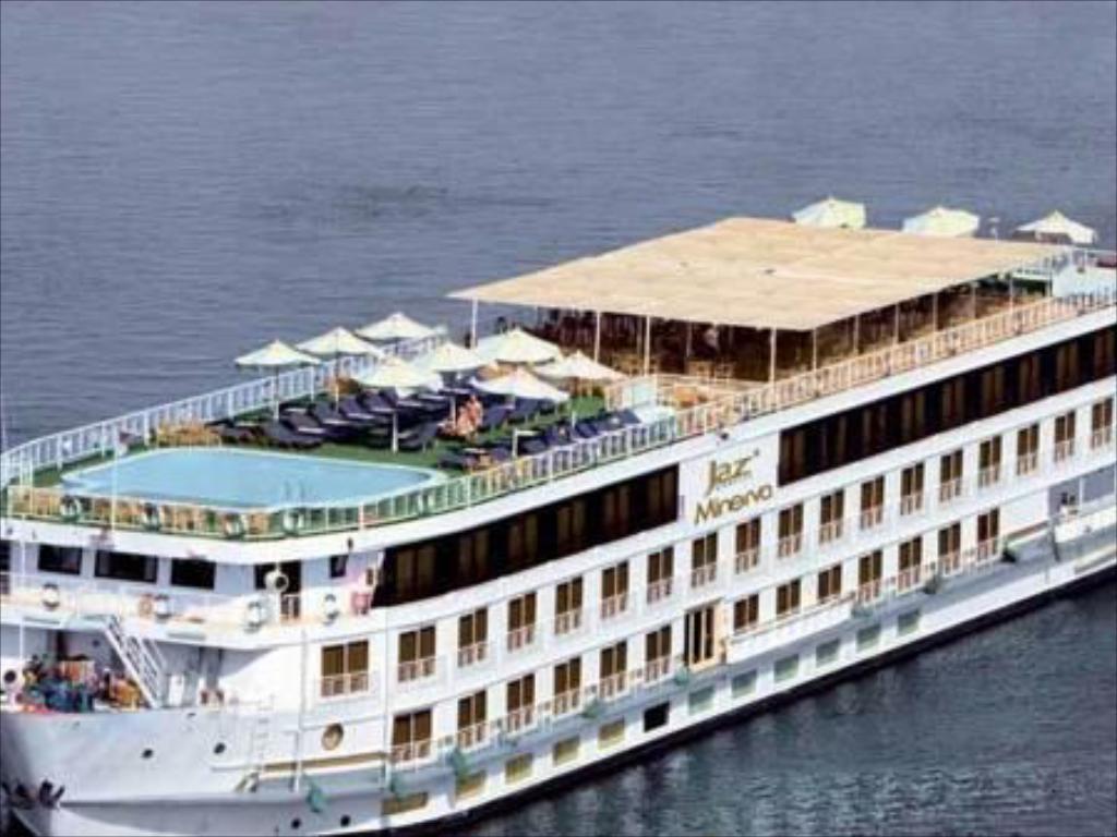 Aswan to Luxor Nile Cruise | Steigenberger Minerva Nile Cruise