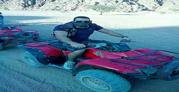 Quad Bike Safari Sharm El Sheikh | Quad Bike Desert Sharm El Sheikh | Sharm El Sheikh tours