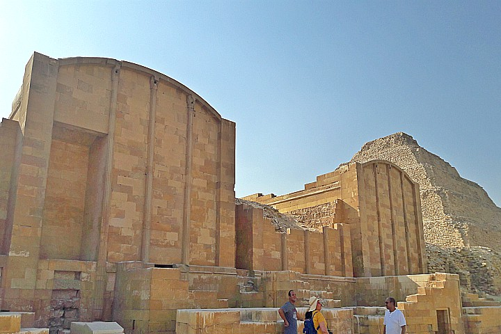 Memphis, Saqqara, and Dahshur Wheelchair Accessible Tours