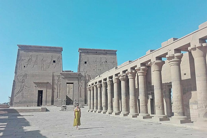 12 Days Pyramids, Nile Cruise, and Sharm El Sheikh Wheelchair Accessible Tour