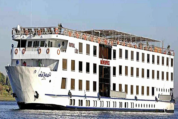 4 days Movenpick Royal Lily Nile Cruise During Easter 2020