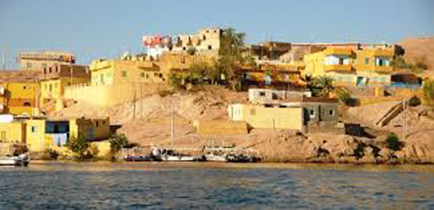 Tour to Nubian Village by Boat in Aswan