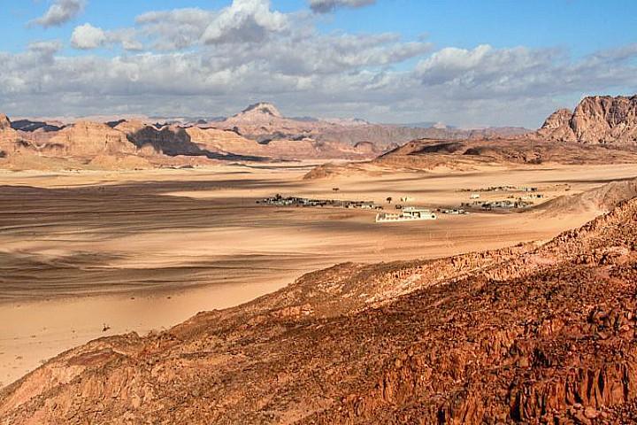 3-Days Trekking in Sinai Wadis