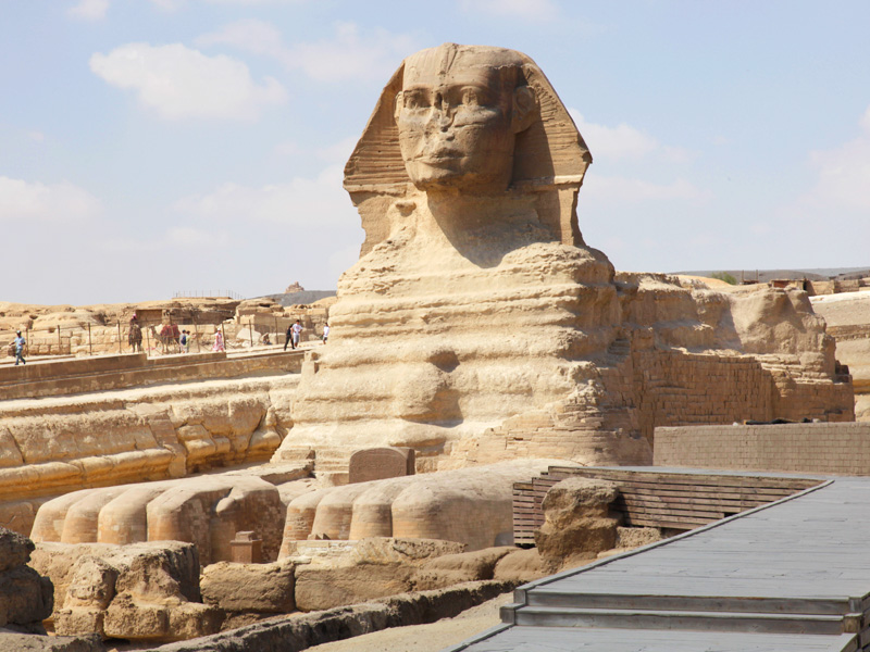 Private Half Day Tour to Giza Pyramids from Port Said | Trip to Pyramids