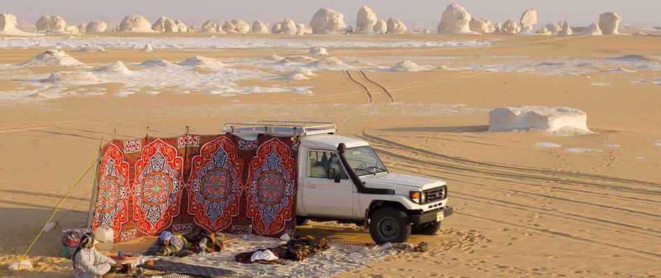 3 Days Bahariya Oasis Tour   White Desert Tour from Cairo