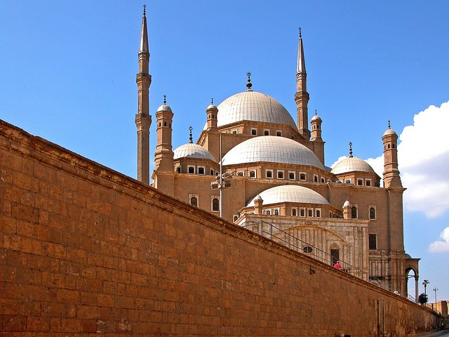 The Citadel and Mohammed Ali Mosque