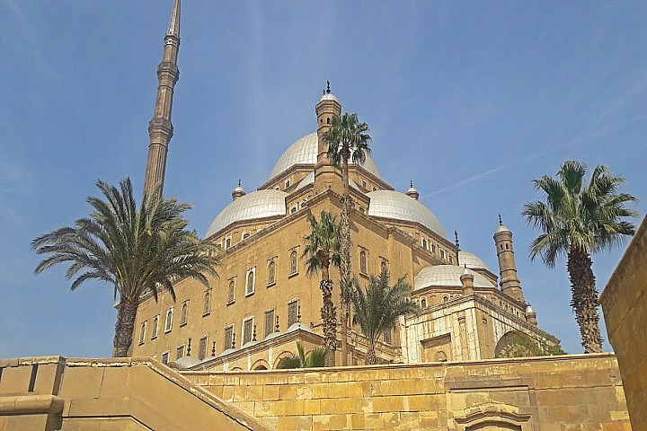 Coptic and Islamic Cairo Tour from Airport | Coptic Cairo Transit Tours