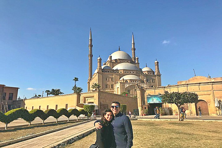 Egypt Honeymoon Tour Itinerary | 6 Days Cairo and Alexandria Honeymoon Tour