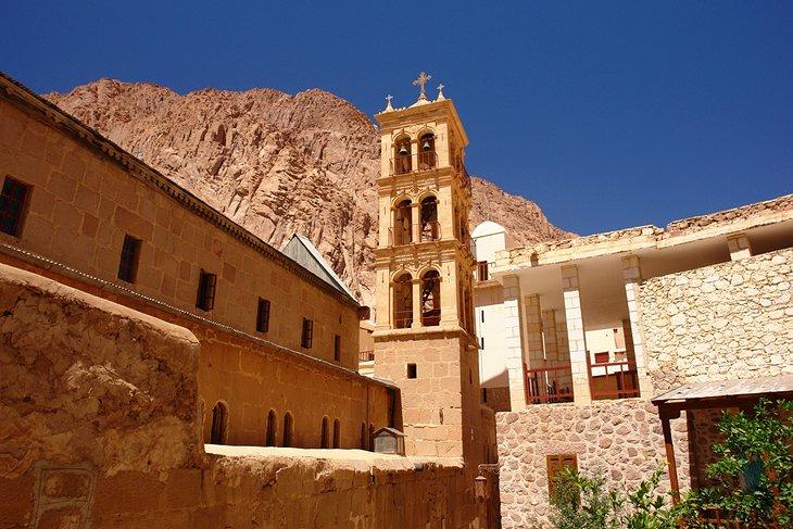 Taba to Mount Sinai | Tours to St. Catherine Monastery