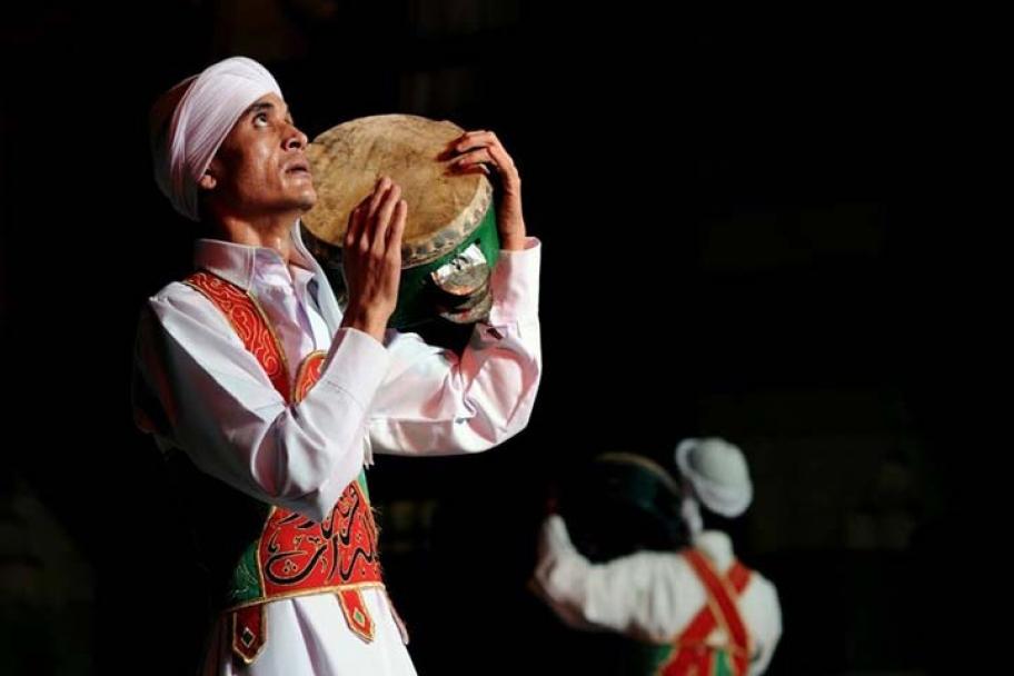 Tanoura Dance in Cairo | Tanoura Show Cairo