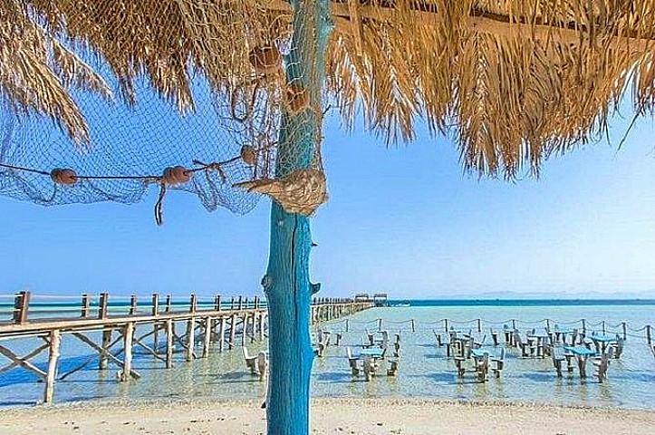 Orange Bay Snorkeling Trip from Hurghada