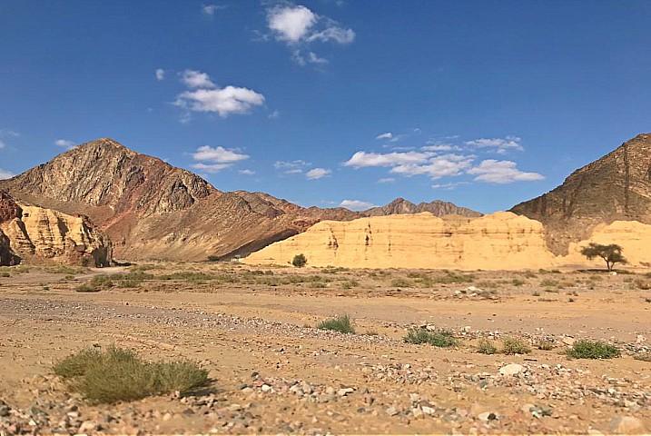 1-Day Trekking Tour in Sinai Safsafa Mountain