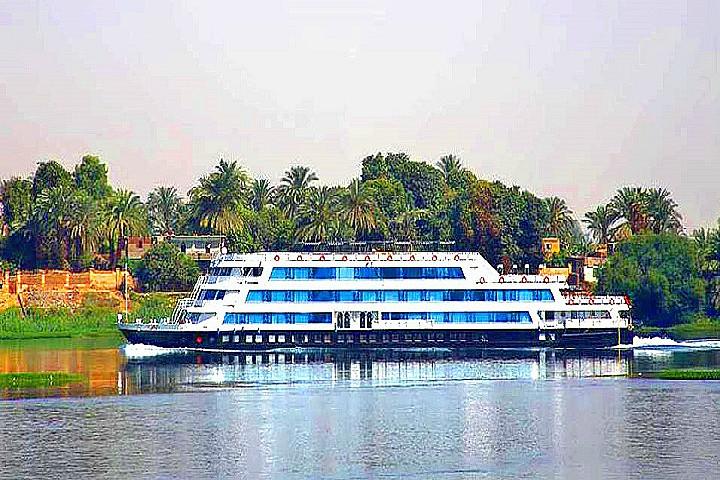 MS Darakum Easter Nile Cruise | Luxor Aswan Nile Cruise