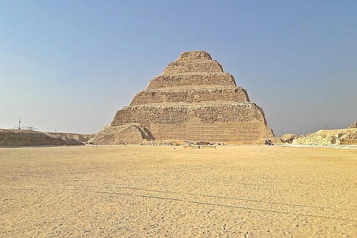 Day Tour to Saqqara Necropolis from Cairo | Saqqara Pyramid Trip