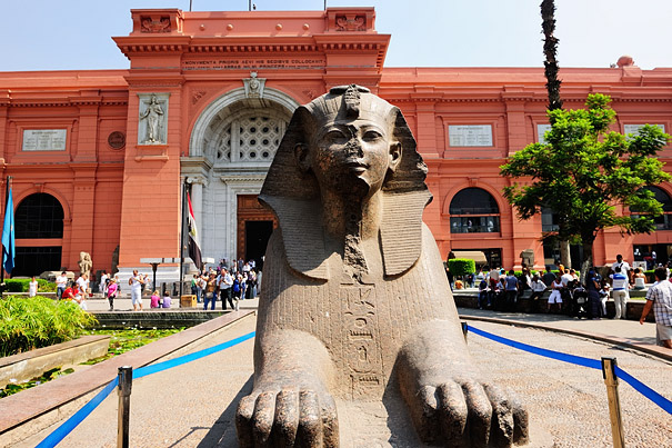 Half Day Tour to Egyptian Museum | Egyptian Museum Cairo Trip
