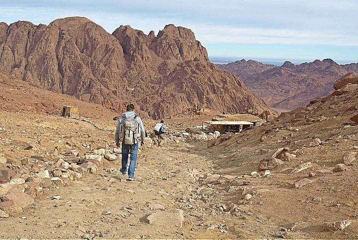 1-Day Trekking Palace of Abbas Basha in Sinai