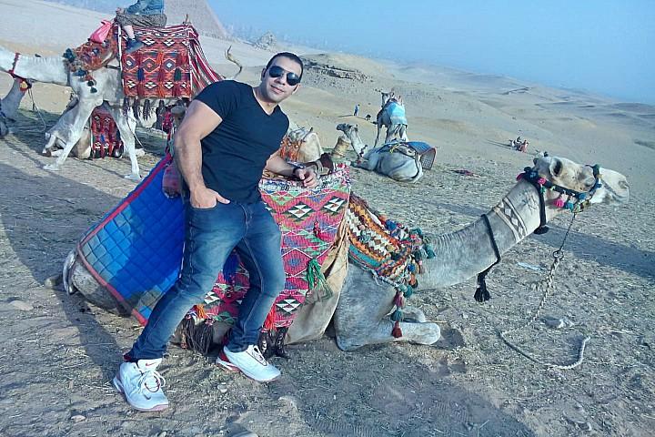 Giza Pyramids Half Day Tour including Camel Ride | Giza Pyramids Tours