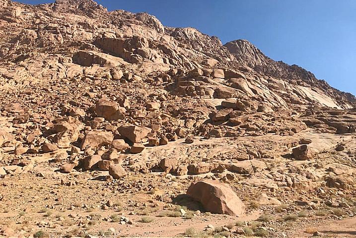Hamatat El Bada Meditation Tour in Sinai