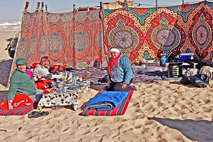 2 Days Bahariya Oasis and White Desert Budget Tour | Bahariya Oasis Tour