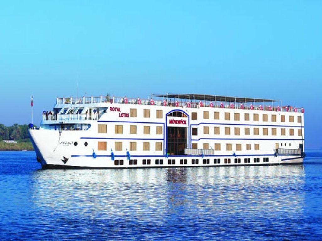 Movenpick MS Royal Lotus Nile Cruise Offer | Egypt Nile Cruise Holidays 2020