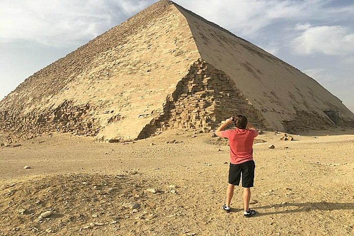Cairo Half-Day Tour to Dahshur Pyramids | Dahshur Day Tours from Cairo