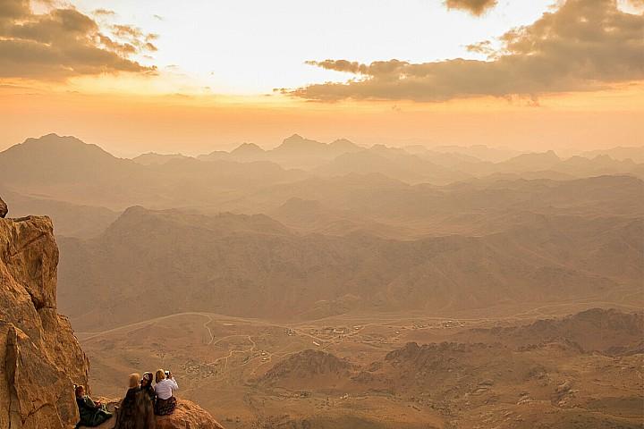 Sinai 3 Days Trekking Tours