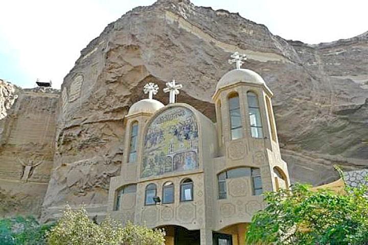 Half-Day Tour to Saint Simon Monastery