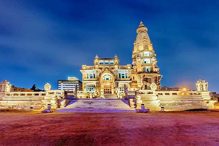 Cairo Day Tour to Baron Empain Palace and Abdeen Palace