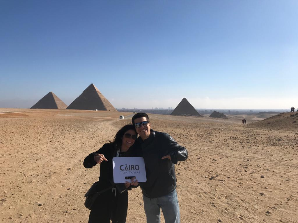 7 Days Cairo and Sharm El Sheikh Honeymoon Package