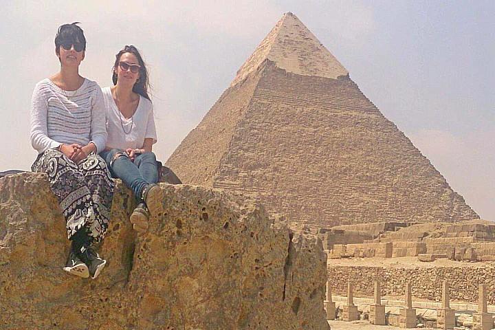 Giza Pyramids, Saqqara and Dahshur Tour from Cairo