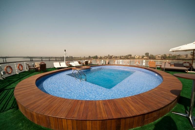 MS Farah Nile Cruise | Aswan to Luxor Nile Cruise