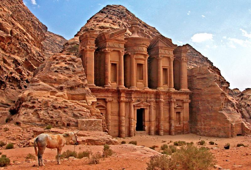 5 Days Exotic Tour of Jordan | Jordan Vacation