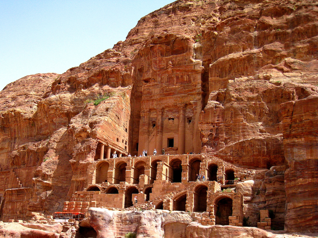 Petra Jordan Travel Packages | 4 Days Jordan Dreams Tour Package