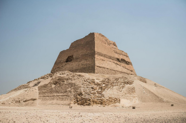 Cairo Half Day Tour to Meidum Archaeological Site