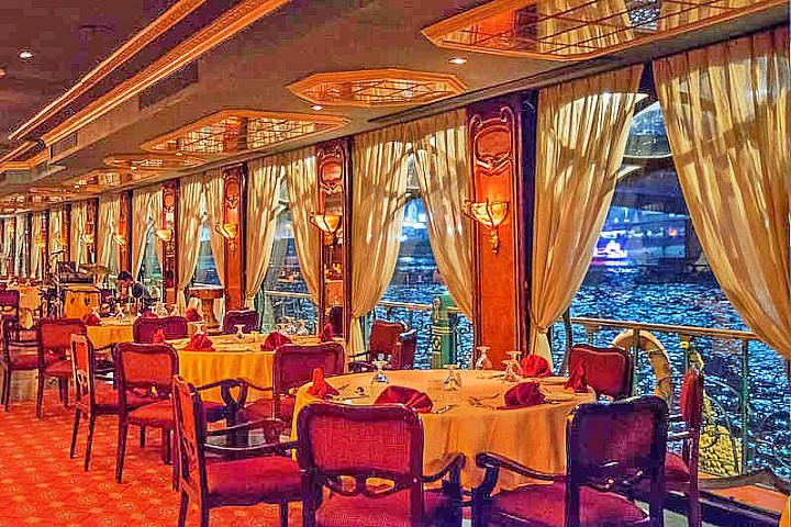 Nile Dinner Cruise in Cairo | Nile Cruise Dinner Cairo