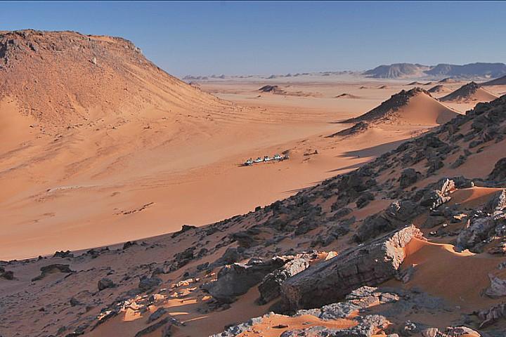Desert Safari Trip to El Gilf El Kebir