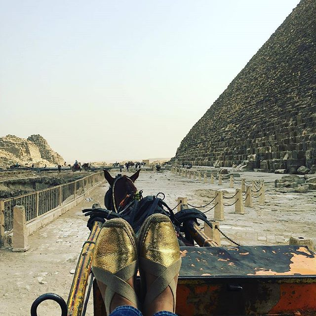 Giza Pyramids from Port Said | Giza Pyramids and Sakkara Trip from Port Said