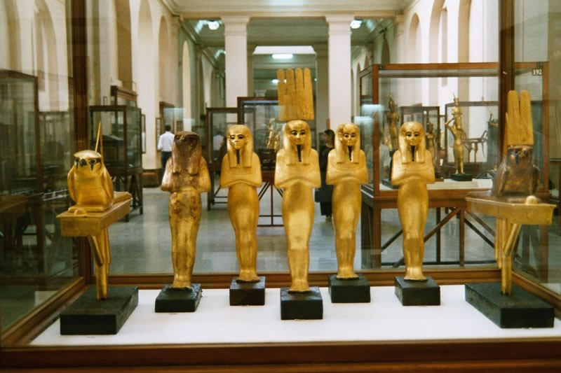 Egyptian Museum Tour from Sokhna Port | Saladin Citadel Tour from Sokhna