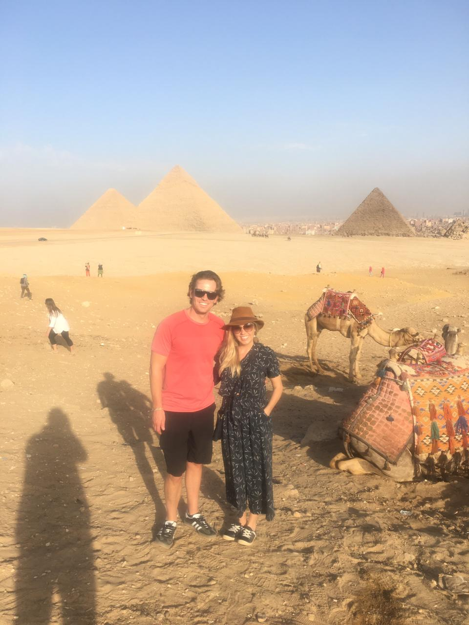 Day Tour in Cairo to visit Giza Pyramids and the Egyptian museum