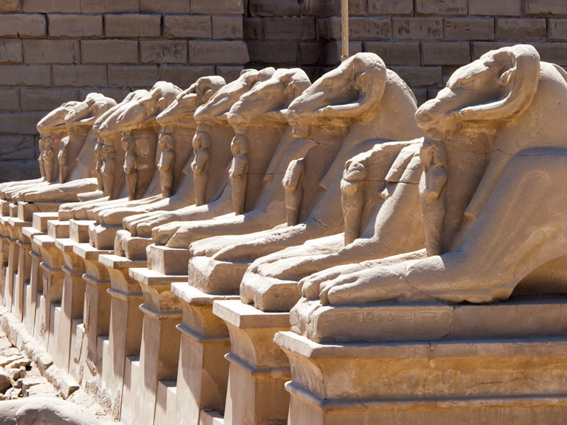 Overnight Tour to Abydos, Dendera and Luxor from Cairo