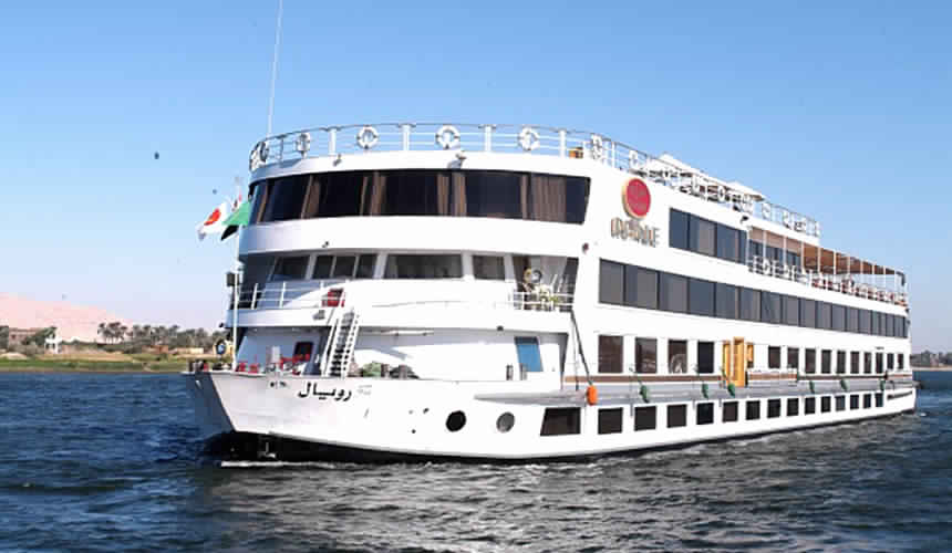MS Royal Ruby Nile Cruise