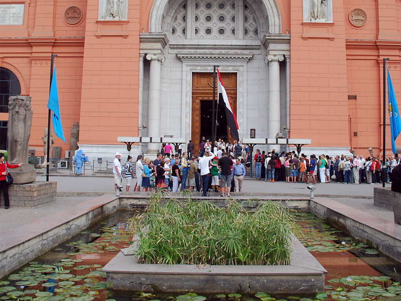 Cairo Half Day Tour to the Egyptian Museum | Egyptian Museum Tour