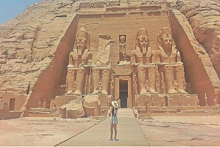 Steigenberger Omar el Khayam Lake Cruise   aswan-abu simbel